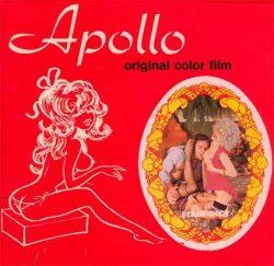 Apollo Film 3 Beach Orgy poster