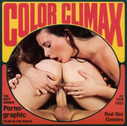 Color Climax Film Red Hot Cunnies