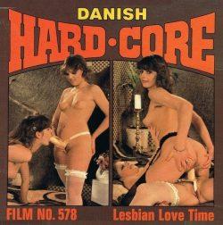 Danish Hardcore Film Lesbian Love Time poster