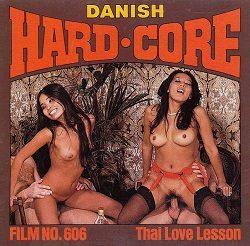 Danish Hardcore Film Thai Love Lesson small poster