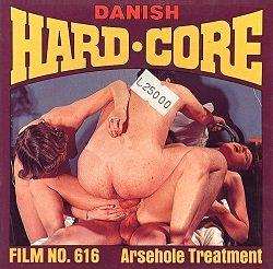 Danish Hardcore Film Arsehole Treatment small poster