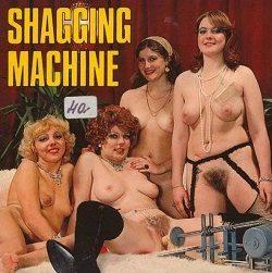 Diplomat Film Shagging Machine small poster