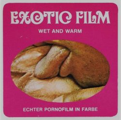 Exotic Film Wet And Warm poster