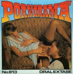 Pornorama 613 Oral Extase poster