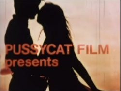 Pussycat Film 458 First Time Fucker poster