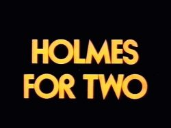 Rodox Film Holmes For Two title screen