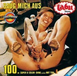 Tabu Film Saug Mich Aus poster