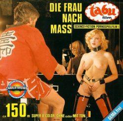 Tabu Film Die Frau nach Mass poster
