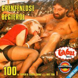 Tabu Film Grenzenlose Begierde poster