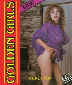 Golden Girls Curly Top small poster