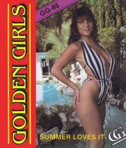 Golden Girls 85 Summer Loves It small poster