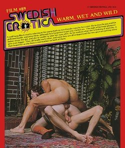 Swedish Erotica Wet Warm Wild small poster
