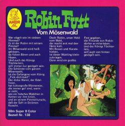 Robin Futt vom Mösenwald