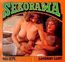 Sexorama Film Lesbian Lust small poster