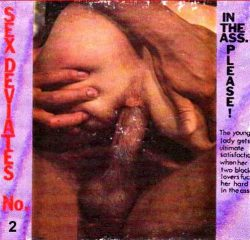 Sex Deviates 2 In The Ass… Please poster