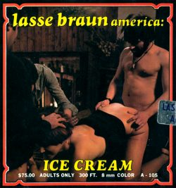 Lasse Braun A-105 - Ice Cream