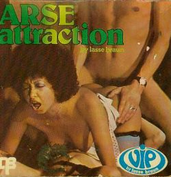 Lasse Braun Film 361 Arse Attraction