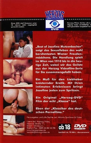 Mit mutzenbacher filme josefine Josefine Mutzenbacher