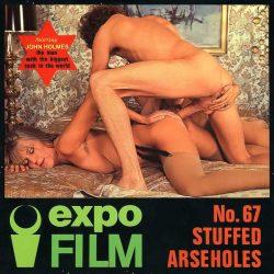 Expo Film Stuffed Arseholes poster