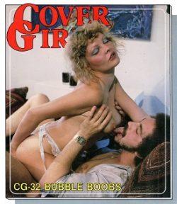 Cover Girl 32 Bubble Boobs small poster