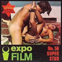 Expo Film Super Stud small poster