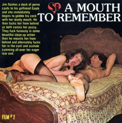 A Mouth To Remember