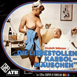 Krankenschwestern-Report Nr. 149 - Die Liebestollen Karbol-Mäuschen