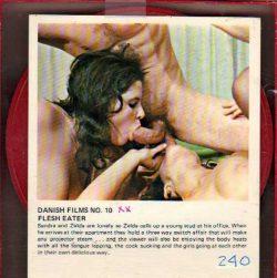 Danish International 10 Flesh Eater poster
