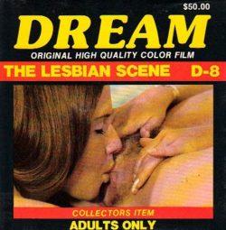 Dream 8 The Lesbian Scene poster