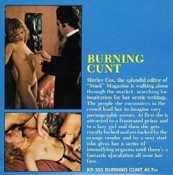 Karla Schmidt KS 353 Burning Cunt 1