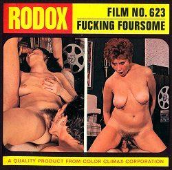 Rodox Film Fucking Foursome small poster
