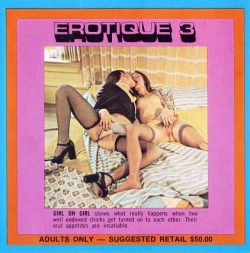 Erotique 3 Girl On Girl poster