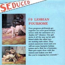Seduced 9 Lesbian Foursome 1