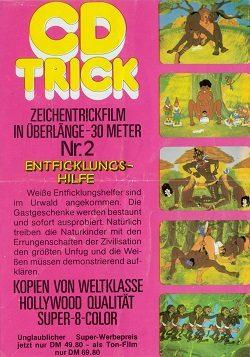 CD Trick Entficklungshilfe a