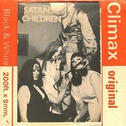 Climax Original Film Satan's Children small poster