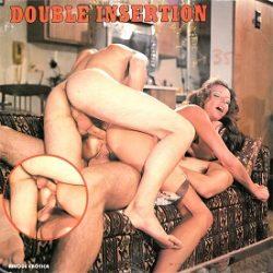 Kinque Erotica 1001 Double Insertion small poster