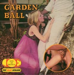 Pleasure Production 2038 Garden Ball small poster