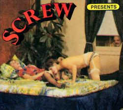 Screw 64 Caught In The Act poster