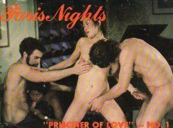 Paris Nights Prisoner Of Love poster