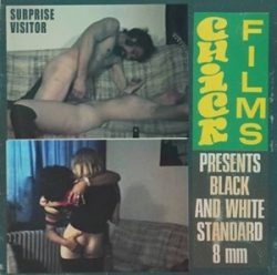 Chick Films Surprise Visitor poster