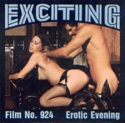 Exciting Film 924 Erotic Evening small poster