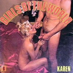 Girls Of The World 6 Karen poster