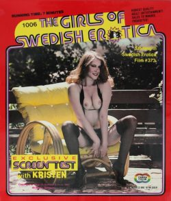 Girls of Swedish Erotica Part Two Kristen