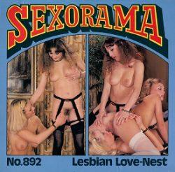 Sexorama Film Lesbian Love Nest small poster