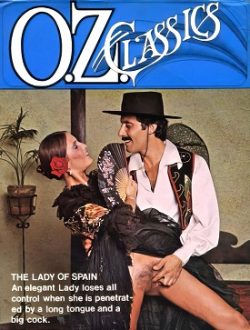 O Z Classics 14 The Lady Of Spain small poster