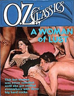 O.Z. Classics 23 A Woman Of Lust