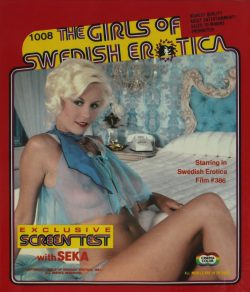 The Girls of Swedish Erotica Part Two Seka