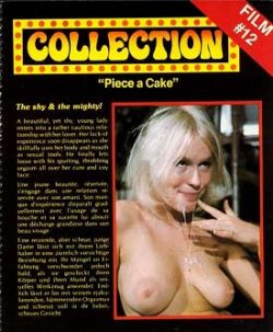 Collection Film 12 Piece A Cake poster