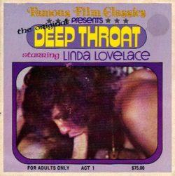 Famous Film Classics presents Deep Throat Act