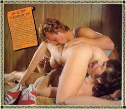 John Holmes Jh 10 Pleasure Pit small poster